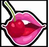 Cherry kiss