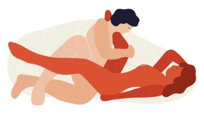 Quicker Picker Upper sex position
