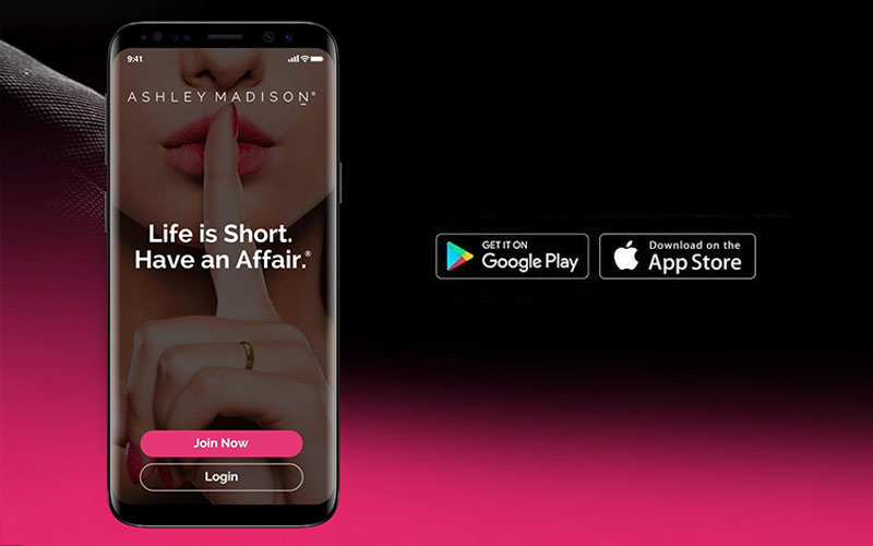 Ashley Madison App