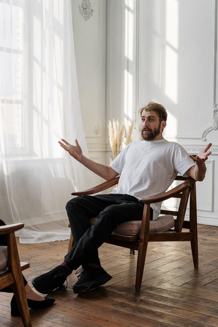 Talking Man