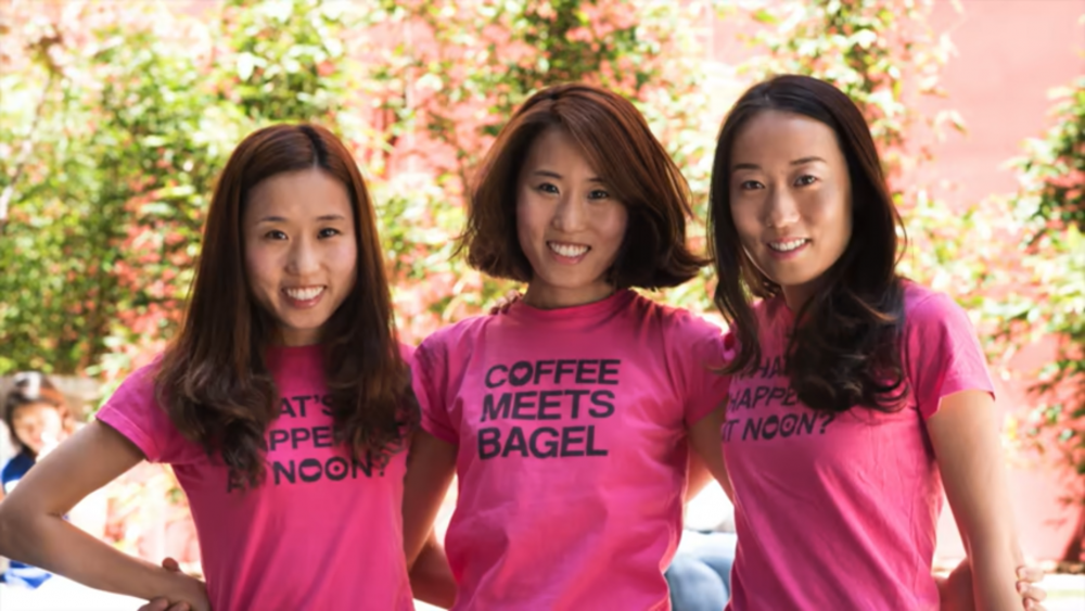 Coffee Meets Bagel founders
