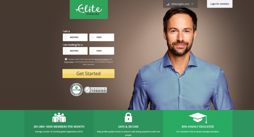 The Go-to Site for Educated Singles Aged 30+: Elite Singles Review
