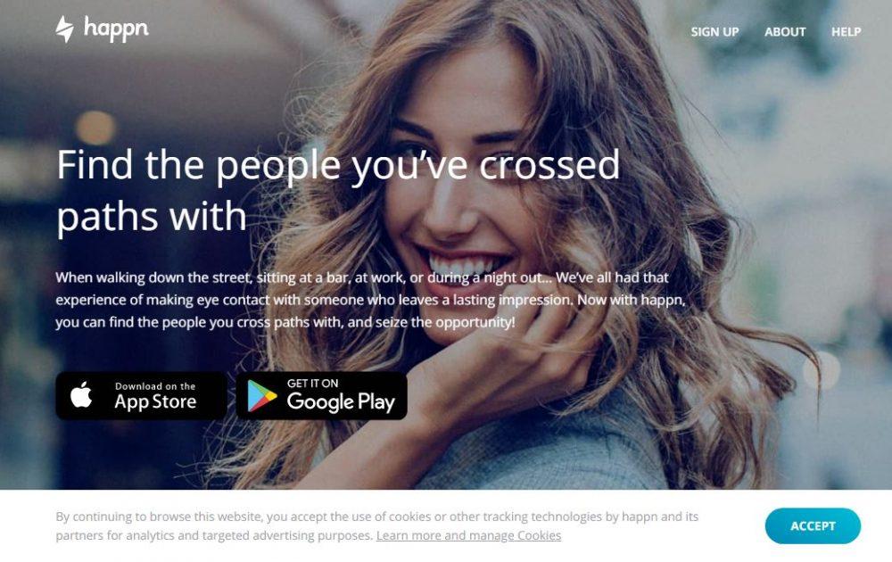 Happn dating website
