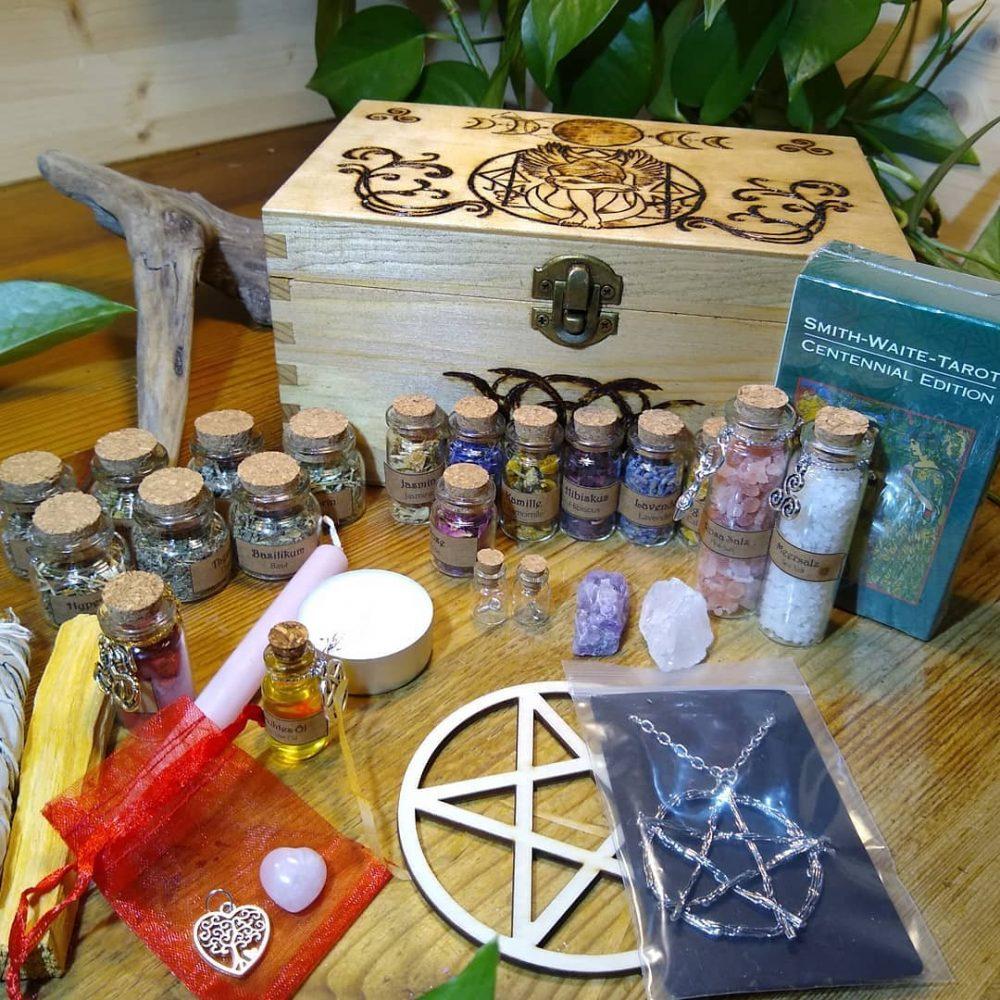 Paganism starter kit