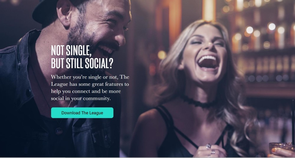 The League dating vip site