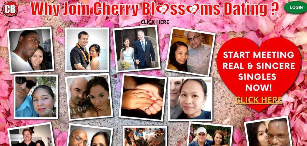 Cherry Blossoms Top Asian Dating Sites reviewed