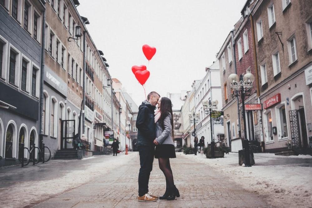 Dating Couple sweet