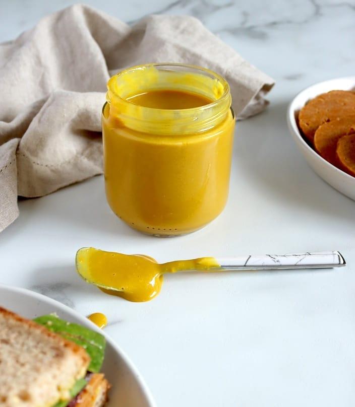 Mustard condiment