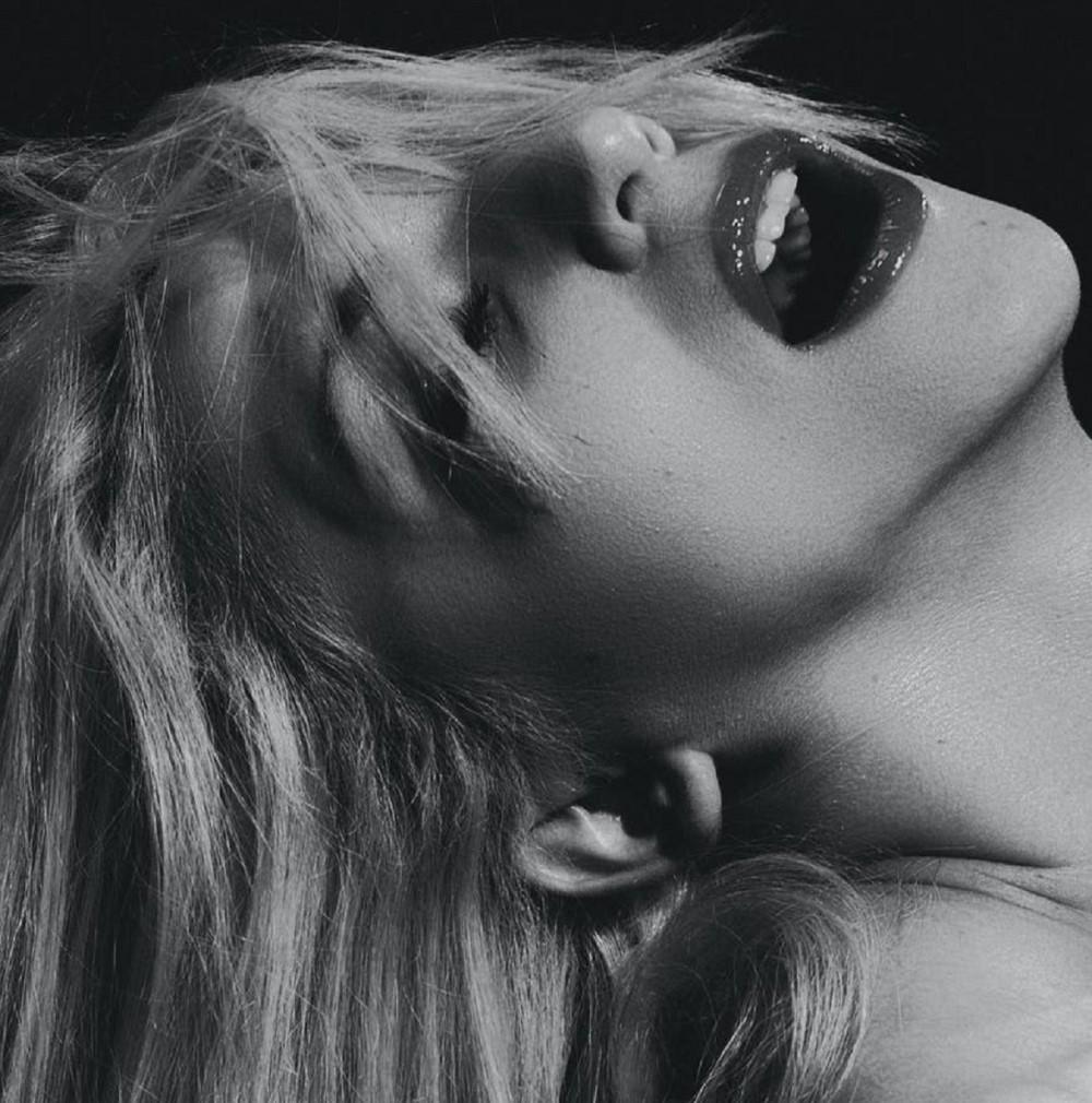 Orgasm Face sexy woman