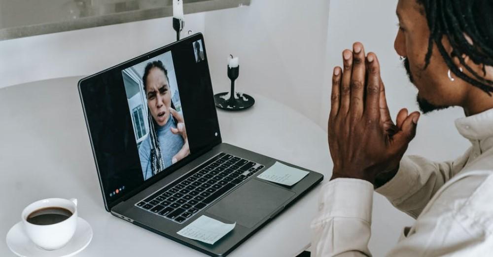 Video Date online dating during coronavirus