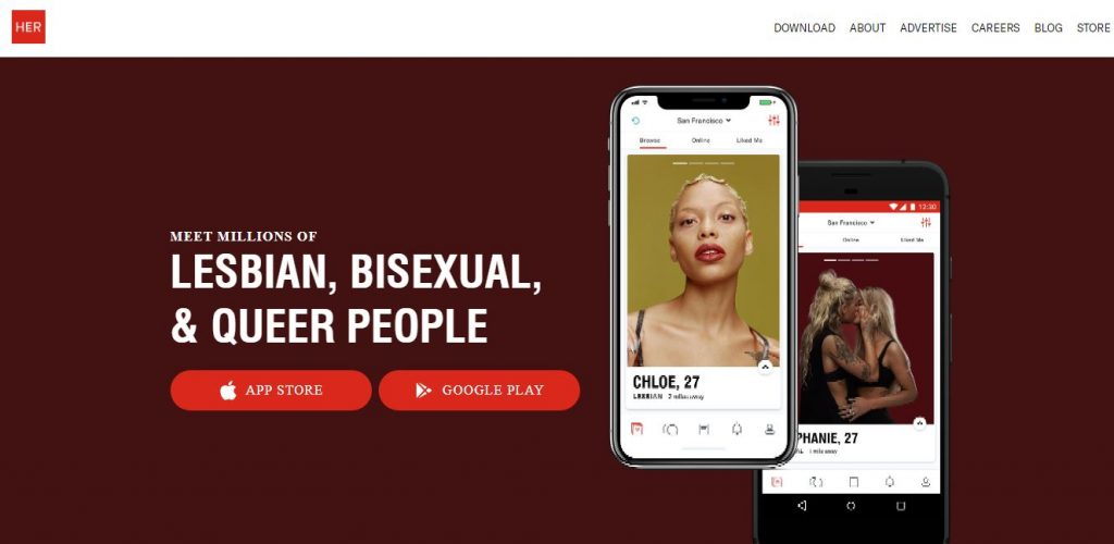HER Dating Site Review: Here's Where You Can Meet Queer Womxn